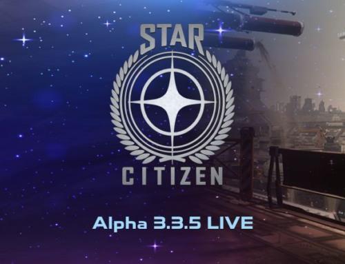 Star Citizen Alpha 3.3.5 LIVE