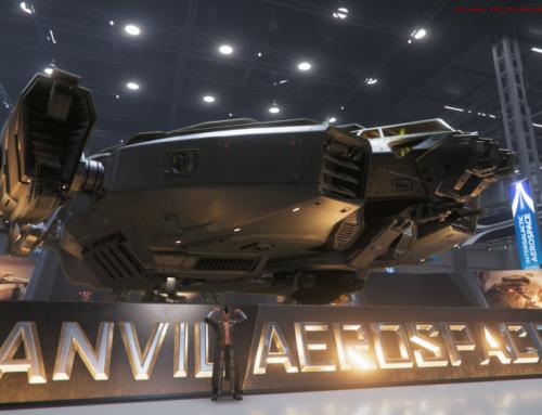 Intergalactic Aerospace EXPO 2018
