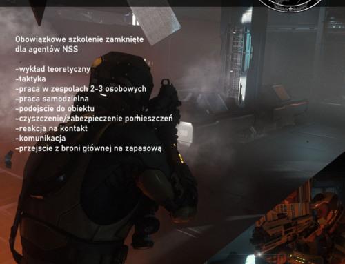 Szkolenie CQB ( close-quarters battle )